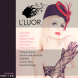 Julie as Headfashionmodel at the cover of L'LUOR