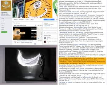 """Spirit"" Charity Xmas 2016 - VillaSunshine Galerie Verwaiste Eltern"