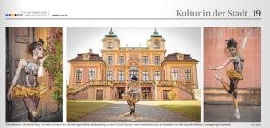 Publikation Portrait Ludwigsburger Kreiszeitung September 2016