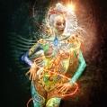 WBF 2013, bodypainting: Einat Dan, compositing: Julie Boehm