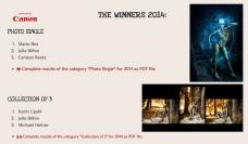 Photo Award 2014 WBF