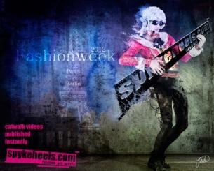 spykeheels fashionweek 2011