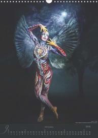 Artist: Natasha Kudashkina Model: Kitty Kamieniecki