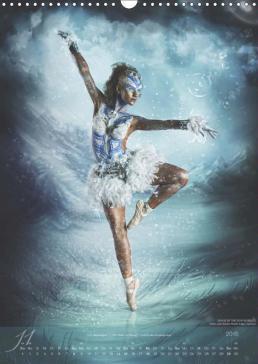Artist: Julie Boehm Model: Katja Trautwein