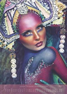 Artist: Einat Dan Model: La Muse