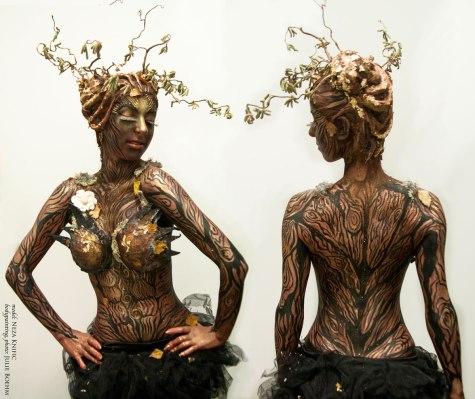 Brown Tree Dancer