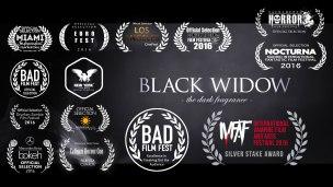 Laurels for BLACK WIDOW
