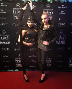 Bokeh Mercedes Benz FashionFilmFestival 2016 with Alina Ruppel ELIZA