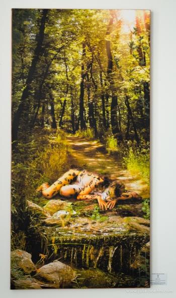 fineart print / 140 x 70 cm