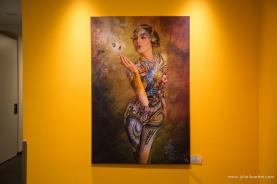 mixed media, fine art print / 120 x 80 cm