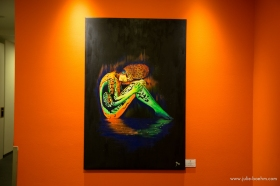 120 x 80 cm / acrylics, mixed media, fineart print