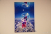 mixed media/ fineart print, 120 x 80 cm