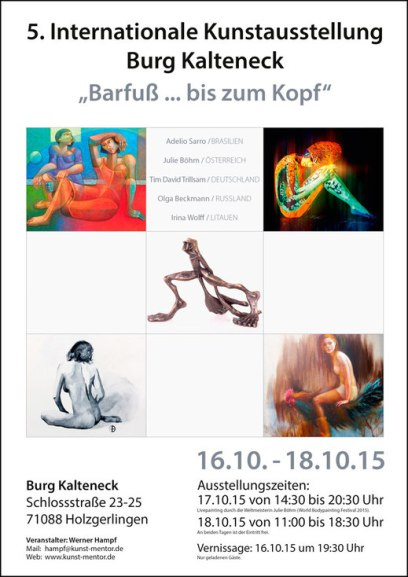 Poster 5.Internationale Kunstausstellung