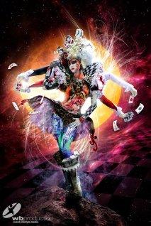 Model: Vitalyia Bodypainter: Olga Sokolova Composing Editor: Julie Boehm