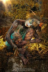 bodypainting_nature