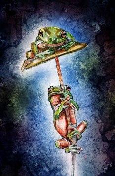 frogs-web