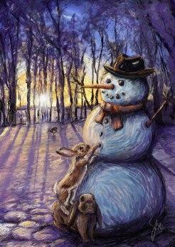 Illustration Winter