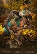 Bodypainting: Julie Boehm