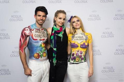 AcquaColonia Tournee 2016