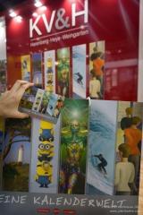Bodypainting Adventures 2017, Frankfurter Buchmesse 2016