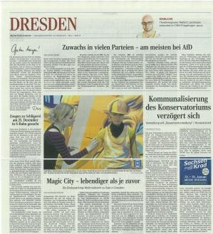 Dresdner Neueste Nachrichten 07.01.2017
