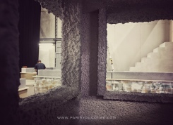 Bau der Dächerwelt