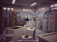 Dachelemente Szenenbildwerkstatt
