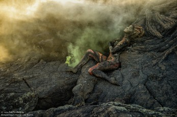Model: Verena, Foto Bert Kubik, Bodypainting Julie Boehm