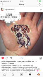 featured Instagram: Hundechallenge bei Johanna Fritz