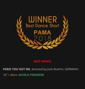 best dancefilm