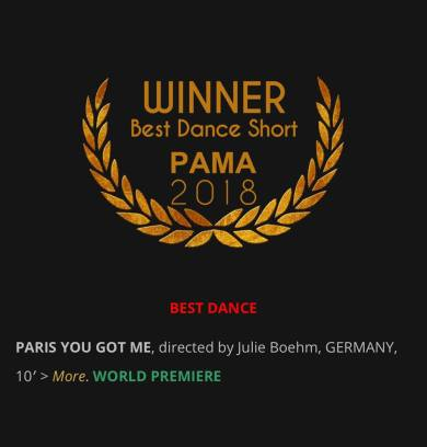 best dancefilm