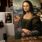 work in progress: Mona Lisa for Production Design