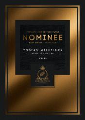 "Nominee: ""Best Editor Shortfilm"" TOBIAS WILHELMER"