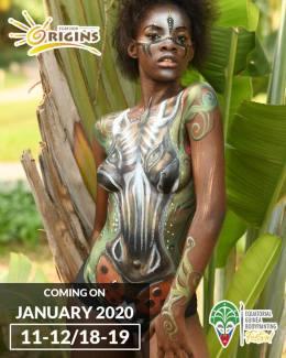 Equatorial Guinea Bodypainting Festival